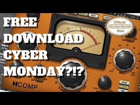 Free Download Cyber Monday | Waves Audio H-Comp Plugin