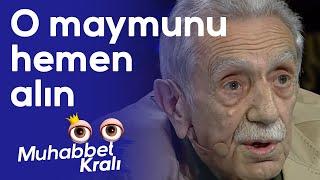 Aydemir Akbaş: O maymunu hemen alın - Okan Bayülgen Muhabbet Kralı