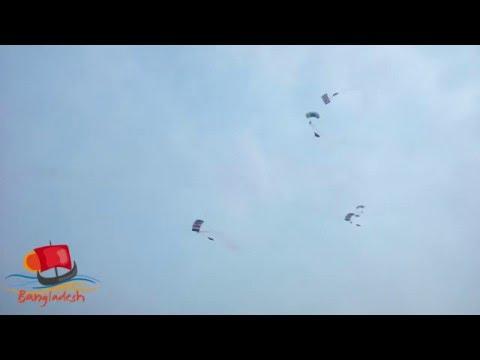 Bangladesh Air Force Parachute