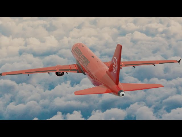 Amazing Plane VFX | A Video by Atlantis Creative Studios Kenya