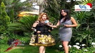Gilda Moreno - Entrevista 1/2 Sonidos de mi Tierra - Cable América.
