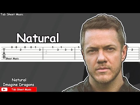 Imagine Dragons - Natural Guitar Tutorial
