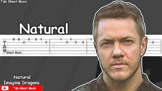 Imagine Dragons - Natural Guitar Tutorial Video