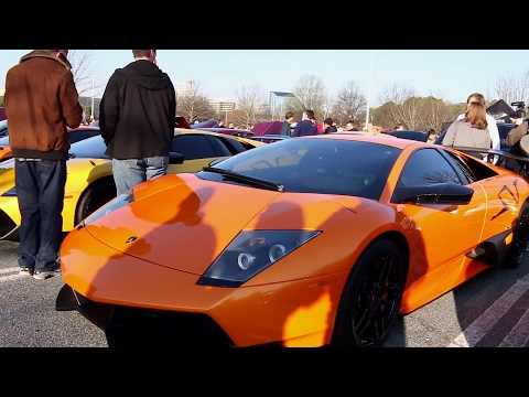 """Caffeine and Octane - """"Largest Monthly Car Show in North America"""" (Atlanta, GA)"""
