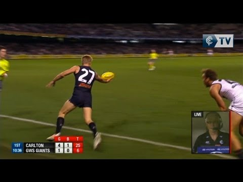 Carlton Plays of the Day - R10
