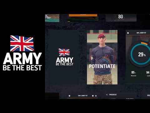 100% Army Fit - Joining the Army - Army Jobs