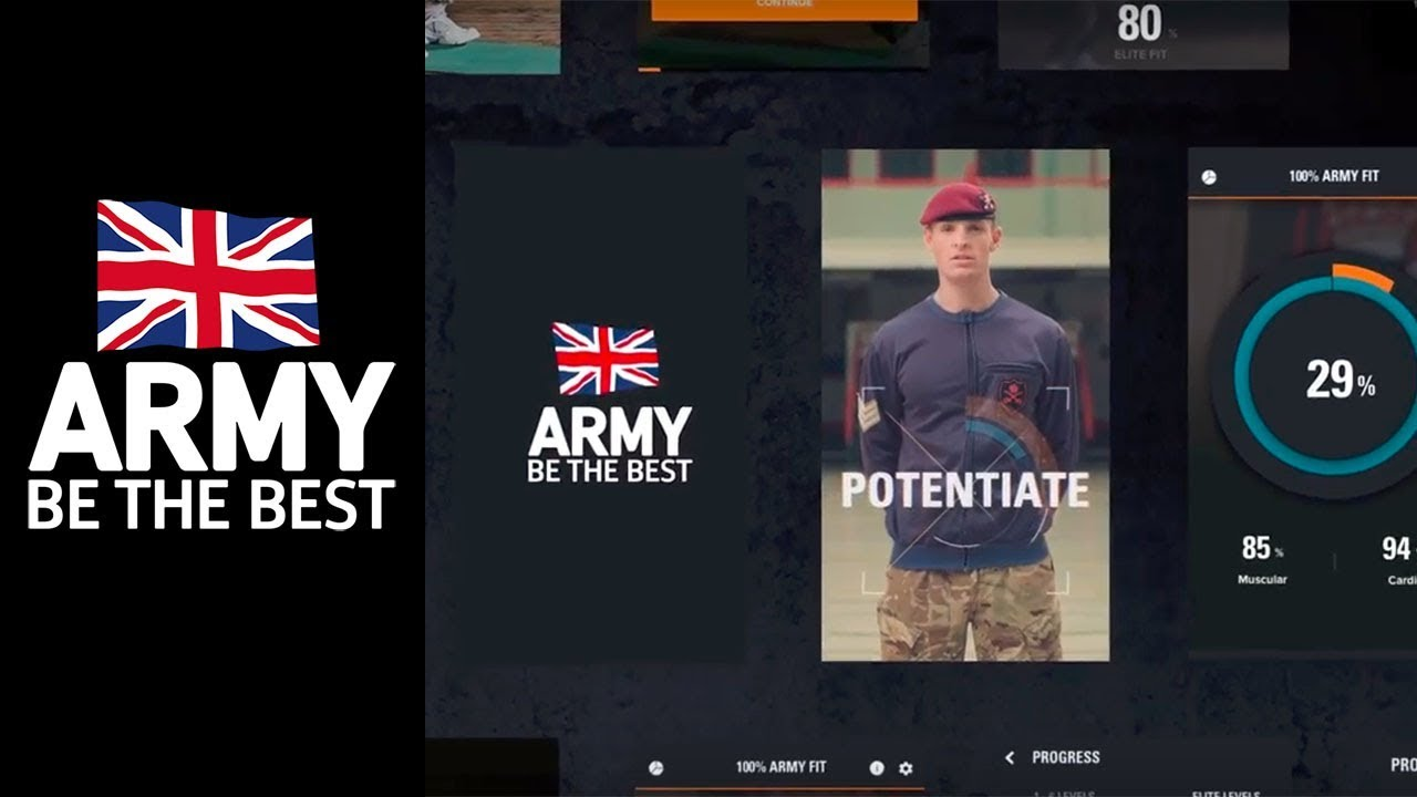 Fitness - British Army Jobs