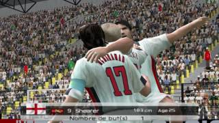 Video Deluxe Series PES6 Argentina vs England WORLD CUP 98 download MP3, 3GP, MP4, WEBM, AVI, FLV Desember 2017