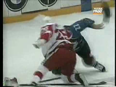 colorado avalanche detroit red wings rivalry claude lemieux darren mcarty