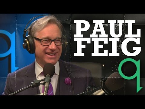 Paul Feig on rampant misogyny