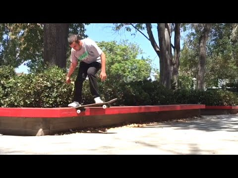 SKATEBOARDING TO GET YOU HYPED TO SKATE!