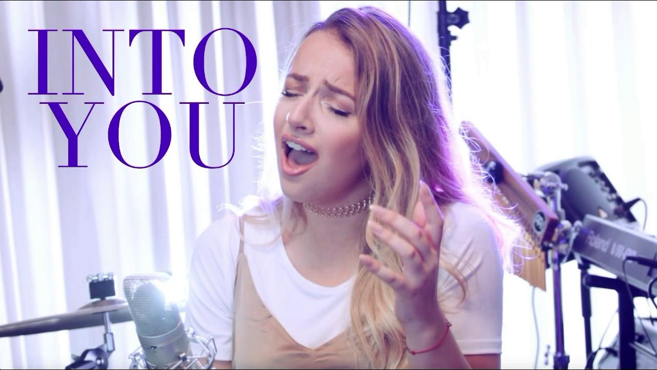 Into You - Emma Heesters Cover [Dj Delahoy Kizomba Rmx ] - YouTube