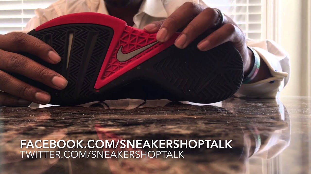 de2312644d03 Nike Zoom Hyperfuse 2013 Performance Review - YouTube