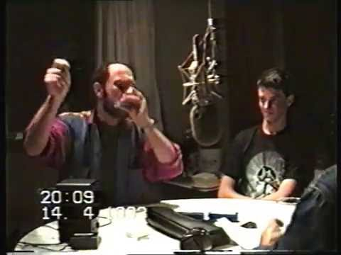 Ian Anderson At Oceano 93,9 FM, Interview+Songs, Uruguay 1993
