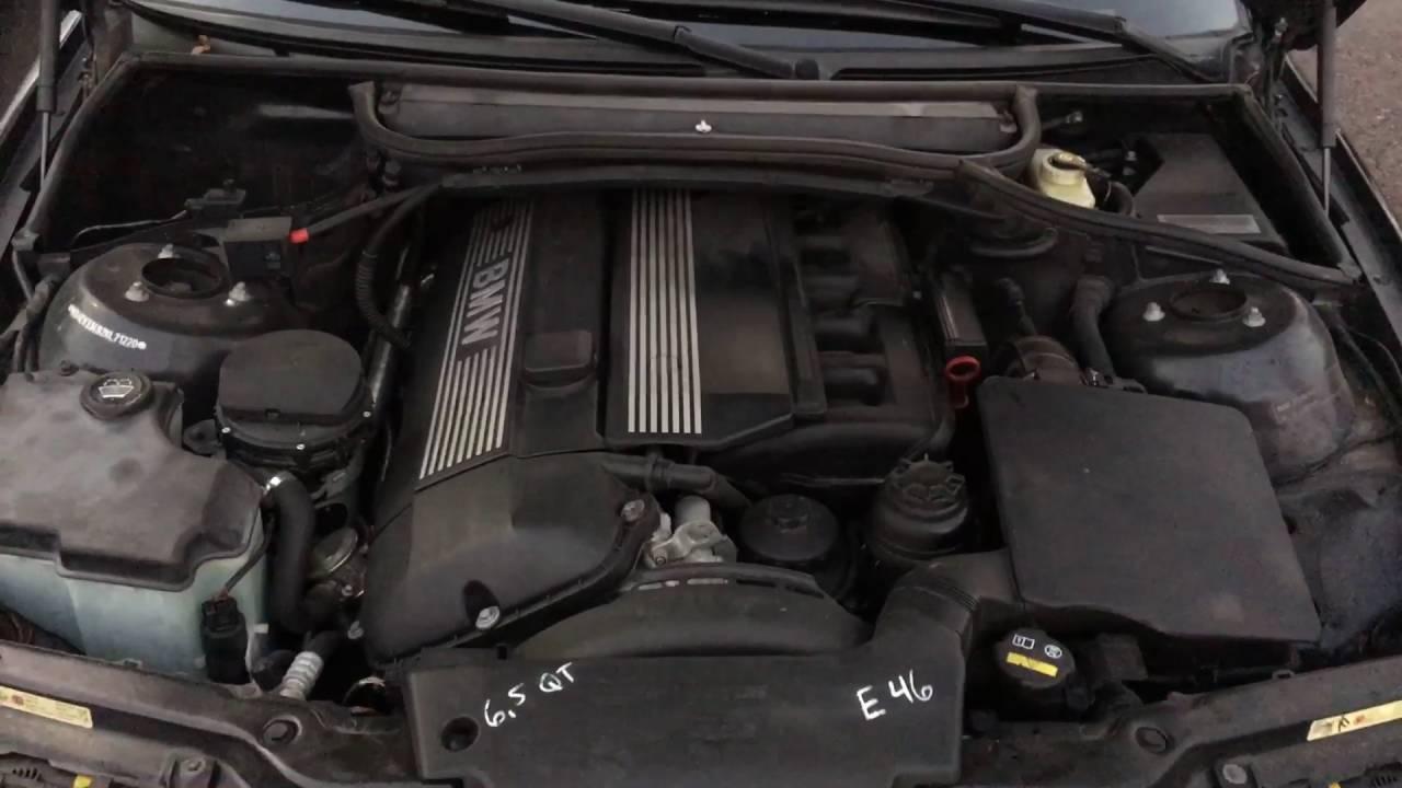 2002 bmw 325ci oil