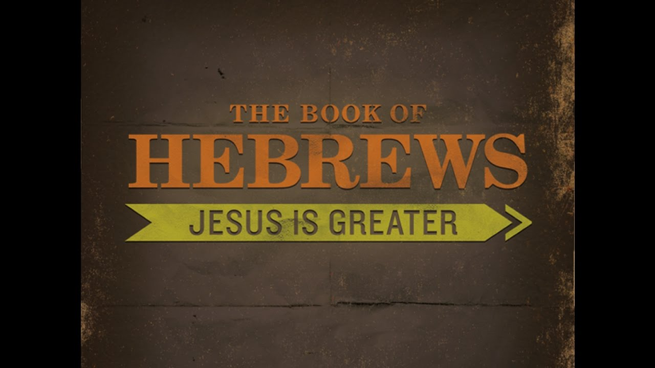 1. Why Study Hebrews? | Bible.org