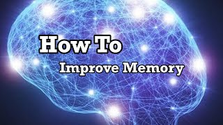 How To Improve Memory: Results From Our Clinical Trials, By Author: Steve Blake, Sc.D.