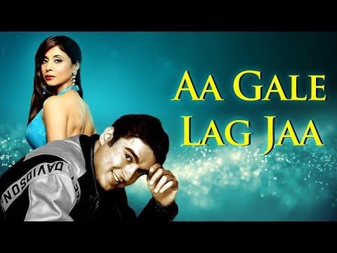 90's Romantic Hit | Aa Gale Lag Ja Title Song | Jugal Hansraj | Urmila Matondkar | Abhijeet & Kavita
