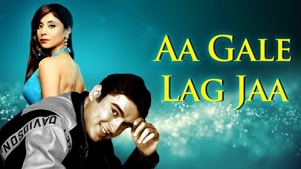 90's Romantic Hit   Aa Gale Lag Ja Title Song   Jugal ...