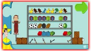 Curious George Pogo A Gogo - Curious George Games