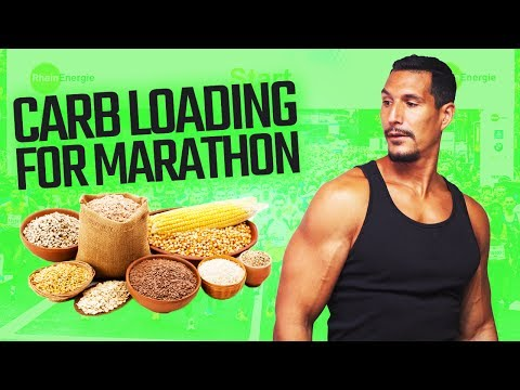 Carb Loading For Marathon: Why It DIDN'T Work For Me!