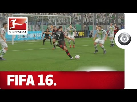 Bayer 04 Leverkusen vs. Borussia Mönchengladbach - FIFA 16 Prediction with EA SPORTS