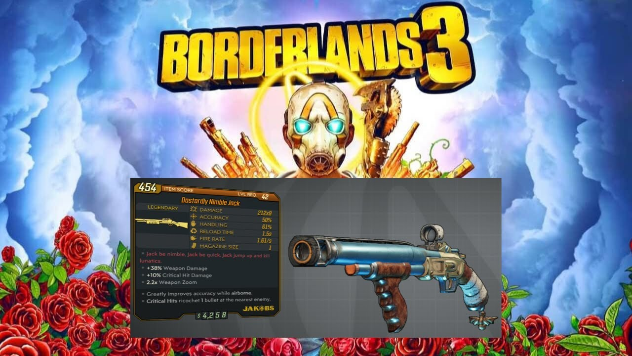 Borderlands 3 Handsome Jackie Skywell 27 Location And Loot