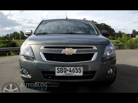 Prueba Chevrolet Cobalt 18 Ltz Mt Youtube