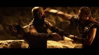 Геракл: Начало легенды (2014). Бой в пещере