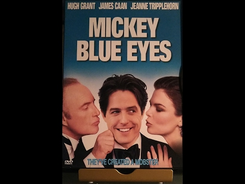 Movie Review 66 - Mickey Blue Eyes - Video Blog