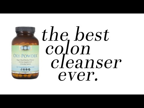 Oxy-Powder - Dr. Edward Group - Best colon cleanser may prevent colon cancer!