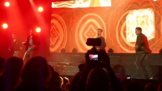 Backstreet Boys - Don't want you back live in Minsk, Belarus 24.02.2014