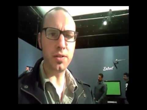 Fathead Justin Verlander Commercial Shoot Live-Stream
