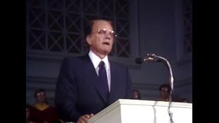 Billy Graham, Soutern Seminary, 1982 - Full Message from the Congress on Evangelism
