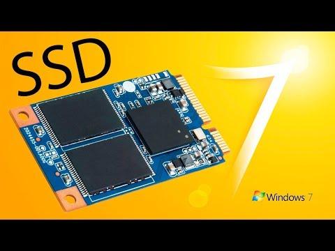 Установка Windows 7 на SSD диск