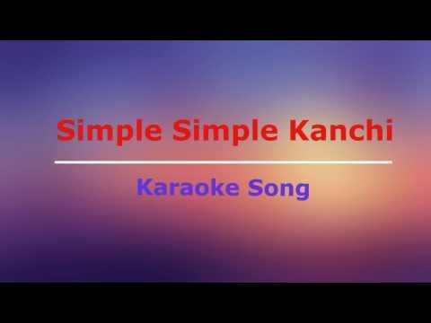 Nepali Karaoke Song || Simple Simple Kanchhi Ko || Lyrics Below