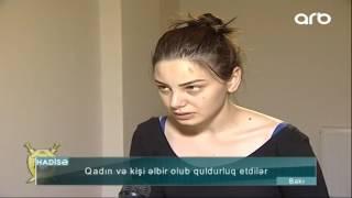 Hamı bu gözəl qızdan danışır - Qadın və kişi əlbir olub quldurluq etdilər - ARB TV