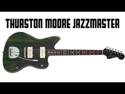 thurston moore fender jazzmaster sonic youth dinosaur jr 39 feel the pain 39 play along youtube. Black Bedroom Furniture Sets. Home Design Ideas