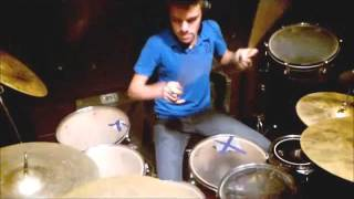 IN THE END DRUM COVER LINKIN PARK XUAN