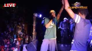KINNAH and DHADZA D at KINNAH BIRTHDAY PART 3  | By Slimdoggz Entertainment|