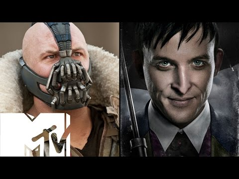 Gotham Cast Talk Season 3s New Villains & Bane Joining | MTV Movies