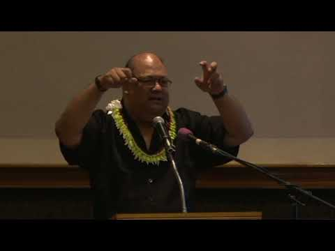 ASCC 4th Annual Ethnomusicology Forum: Tomai Fa'atoeaina
