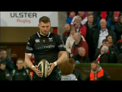 Highlights - Ulster v Ospreys
