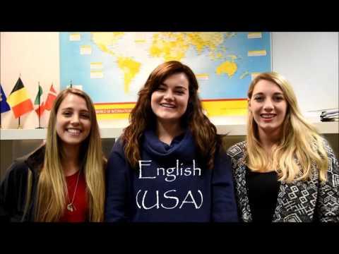Vesalius College Holiday Greetings - December 2015