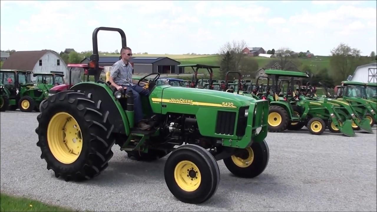 John Deere For Sale >> John Deere 5420 Tractor For Sale Local Trade