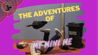 The Adventures of My Mini Me - A Stop Motion Animation - Claymation 2020