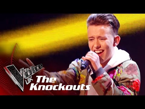 Kade Smith Performs 'Express Yourself': The Knockouts  The Voice UK 2018