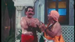 Padosan - 6/13 - Bollywood Movie - Sunil Dutt, Kishore Kumar & Saira Bano