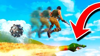How To SOLO ROCKET RIDE In Fortnite Battle Royale?