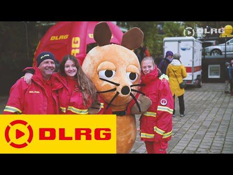 Türen auf in Berlin (Die Maus besucht die DLRG)